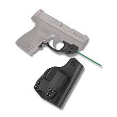 Crimson Trace Laserguard Green Laser for Shield 9/40 with BT Holster Model LG-489G-HBT