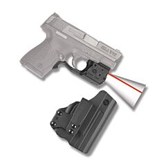 Crimson Trace Laserguard Pro Red Laser for Shield 9/40 with BT Holster Model LL-801-HBT