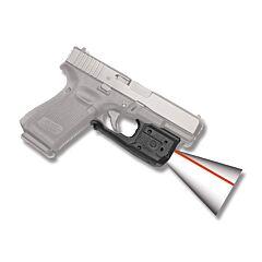 Crimson Trace Laserguard Pro Red Laser for Glock 19/17 Full with BT Holster Model LL-807