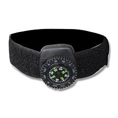 Explorer Black Wristband Compass