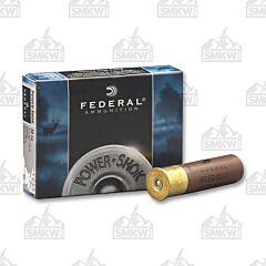 "Federal Power-Shok 10 Gauge 3-1/2"" Rifled Slug 1-3/4 OZ 5 Rounds"