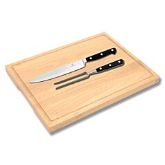 Victorinox Cutlery Forged Professional Carving Set with Cutting Board Model F7711303