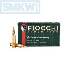 Fiocchi Exacta 243 Winchester 95 Grain Super Shock Tip Flat Base
