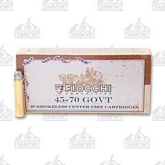 Fiocchi Ammunition Cowboy Action 45-70 Govt 405 Grain LRNFP 20 Rounds