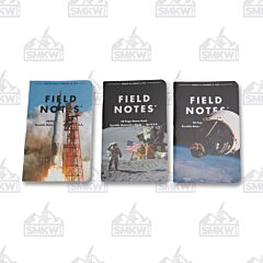 Field Notes Three Missions Memo Books
