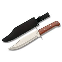 Frost Cutlery Santa Fe Trail Bowie with Pakkawood Handle