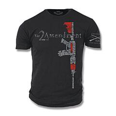 Grunt Style 2nd Amendment T-Shirt - Small