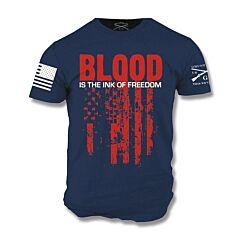 Grunt Style Ink Of Freedom T-Shirt - Small
