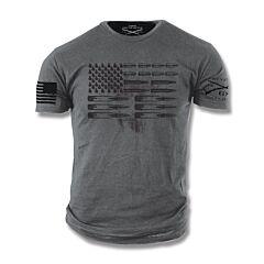 Grunt Style Ammo Flag T-Shirt - Large