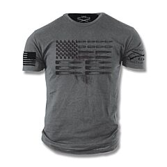 Grunt Style Ammo Flag T-Shirt - Small