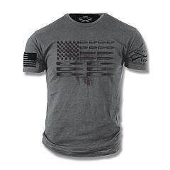Grunt Style Ammo Flag T-Shirt - XL