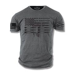 Grunt Style Ammo Flag T-Shirt - XXL
