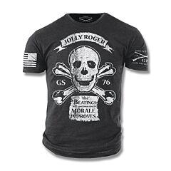 Grunt Style Jolly Roger T-Shirt - Medium
