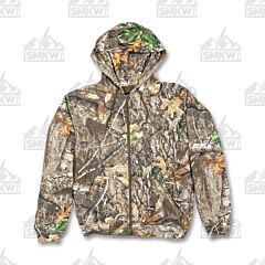 Berne Workwear All Season Thermal Lined Sweatshirt Realtree Edge Camo