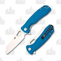 Honey Badger Large Wharncleaver Blue