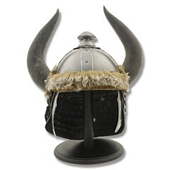 Barbarian Horned Helm