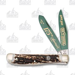 Hen & Rooster 175th Anniversary Stag Small Trapper