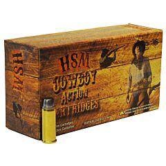 HSM Cowboy Action 32-20 WCF 115 Grain Soft Cast Round Nose Flat Point 50 Rounds