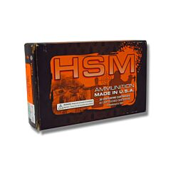 HSM 338 Lapua 250 Grain Boat Tail Hollow Point 20 Rounds