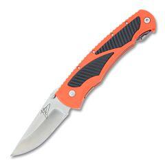 Havalon Titan AUS-8 Stainless Steel Blade Orange Black Polymer Handle
