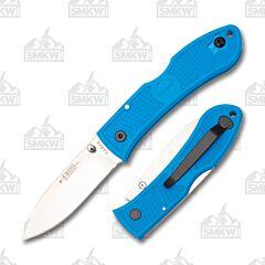 KA-BAR Dozier Folding Hunter Blue