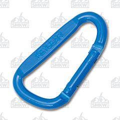 Keygear Snappy Carabiner Blue