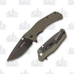 Kershaw Knockout BlackWash