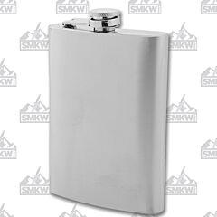 Maxam 8oz Stainless Steel Flask