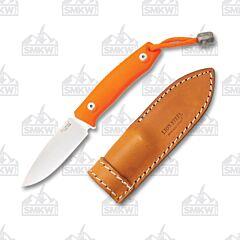 LionSteel M1 GOR Orange G-10