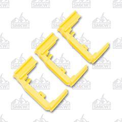 Magpul Enhanced Self-Leveling Follower 3pk - USGI 5.56x45mm NATO - Yellow
