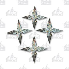 Perfect Point PP-125-4DR Throwing Stars