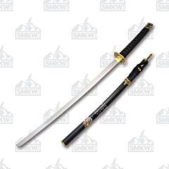 Master Cutlery SW-90 Samurai Sword Black