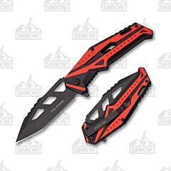TAC FORCE TF-996RD Red Folder
