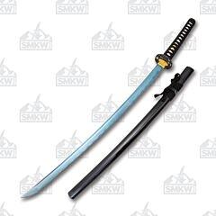 Ten Ryu TR-031 Samurai Sword Blue Blade