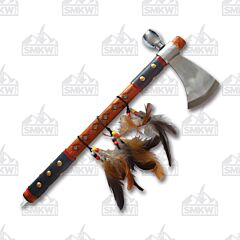 Master Cutlery Native American Style Pipe Hawk