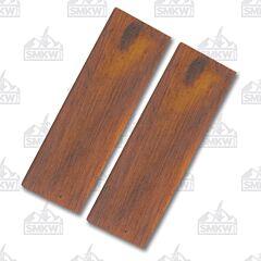 Smooth Brown Bone Handle Slabs