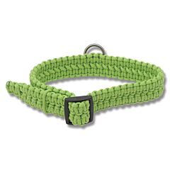 Zombie Nick Paracord Dog Collar