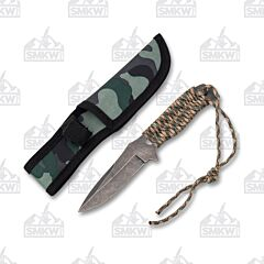 Fixed Blade Knife MI301