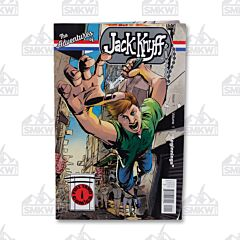 Medford Knives The Adventures of Jack Knyff Comic Book