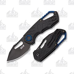 MKM Isonzo Clip Point Black FRN