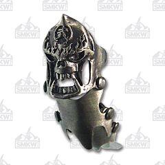 Neptune Trading Skull Fantasy Knife Ring