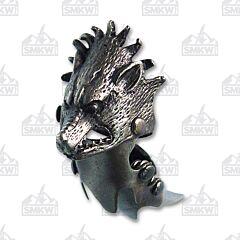 Neptune Trading Wolf Fantasy Knife Ring