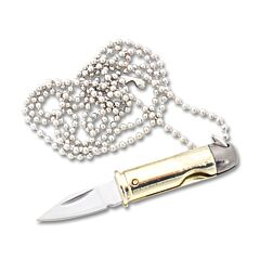 Neptune Trading .44 Gold Bullet Necklace