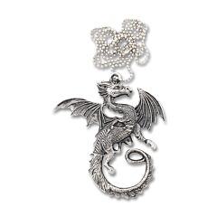 Neptune Trading Fantasy Dragon Necklace with Hidden Blade Model YC9001