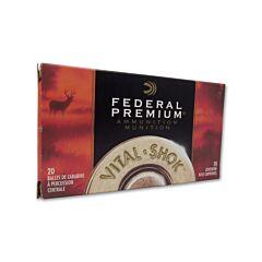 Federal Vital-Shok 280 Remington 150 Grain Nosler Partition 20 Rounds