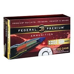 Federal Premium Edge 308 Winchester 180 Grain Terminal Long Range 20 Rounds