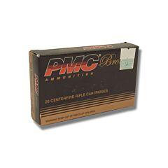 PMC Bronze 308 Winchester 147 Grain Full Metal Jacket 20 Rounds