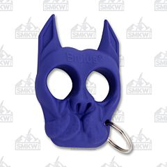Panther Trading Co. Brutus Self Defense Key Chain Blue