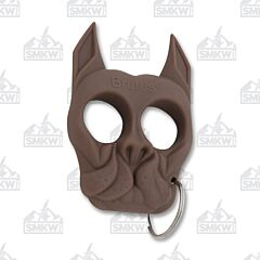 Panther Trading Co. Brutus Self Defense Key Chain Brown
