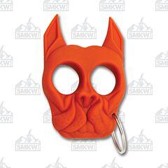 Panther Trading Co. Brutus Self Defense Key Chain Orange